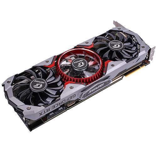 Colorful iGame GeForce RTX 2080 Ti Advanced OC graphics card chennai, hyderabad, telangana, tamilnadu, india