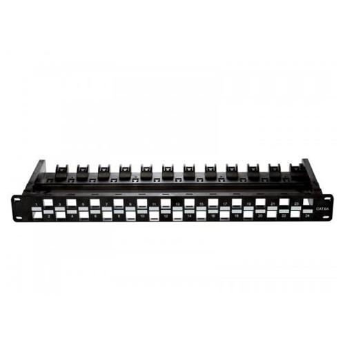 D Link NPP 6A1BLK241 Cat6A UTP Patch Panel chennai, hyderabad, telangana, tamilnadu, india