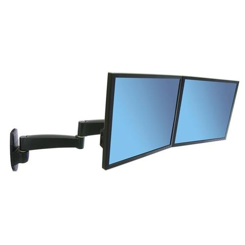 Ergotron 200 Series Dual Monitor Arm dealers price chennai, hyderabad, telangana, tamilnadu, india