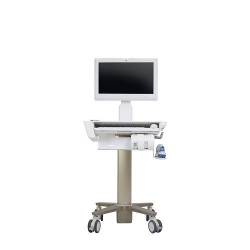 Ergotron CareFit Slim LCD Cart dealers price chennai, hyderabad, telangana, tamilnadu, india