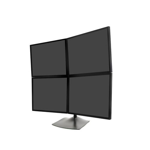Ergotron DS100 Quad Monitor Desk Stand dealers price chennai, hyderabad, telangana, tamilnadu, india