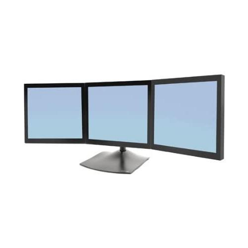 Ergotron DS100 Triple Monitor Desk Stand dealers price chennai, hyderabad, telangana, tamilnadu, india