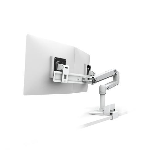 Ergotron LX Desk Mount Dual Direct Arm dealers price chennai, hyderabad, telangana, tamilnadu, india