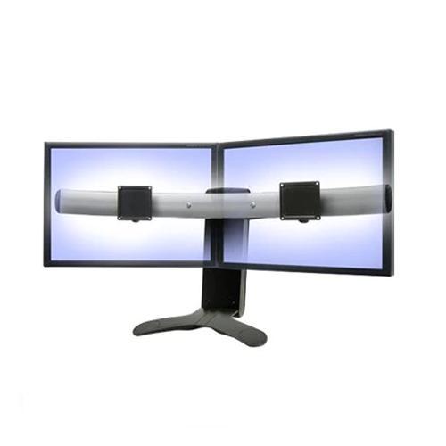 Ergotron LX Widescreen Dual Display Lift Stand dealers price chennai, hyderabad, telangana, tamilnadu, india