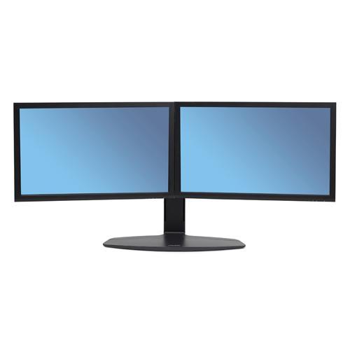 Ergotron Neo Flex Dual LCD Monitor Lift Stand dealers price chennai, hyderabad, telangana, tamilnadu, india