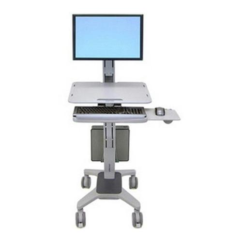 Ergotron WorkFit C Sit Stand Workstation chennai, hyderabad, telangana, tamilnadu, india