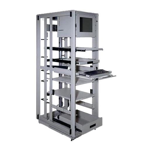 Hammond DNRR2384HDWB 48U Heavy Duty 2 Post Rack chennai, hyderabad, telangana, tamilnadu, india