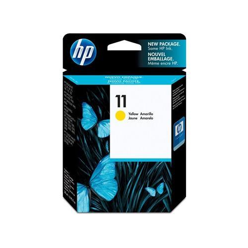 HP 11 C4838A Yellow Original Ink Cartridge dealers price chennai, hyderabad, telangana, tamilnadu, india