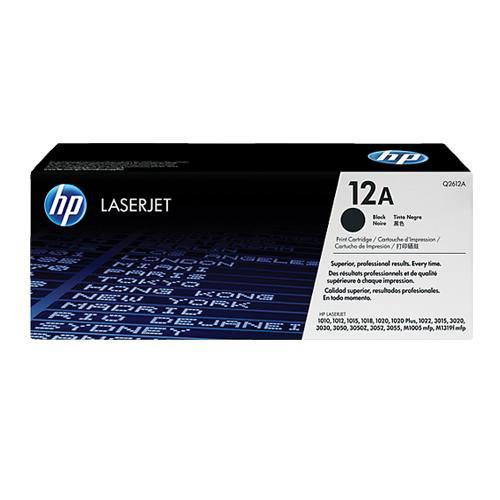 HP 12A Black Original LaserJet Toner Cartridge dealers price chennai, hyderabad, telangana, tamilnadu, india