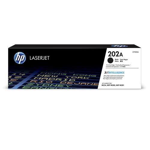 HP 202A CF500A Black LaserJet Toner Cartridge dealers price chennai, hyderabad, telangana, tamilnadu, india