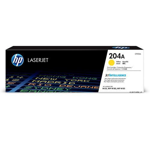 HP 204A CF512A Yellow LaserJet Toner Cartridge dealers price chennai, hyderabad, telangana, tamilnadu, india