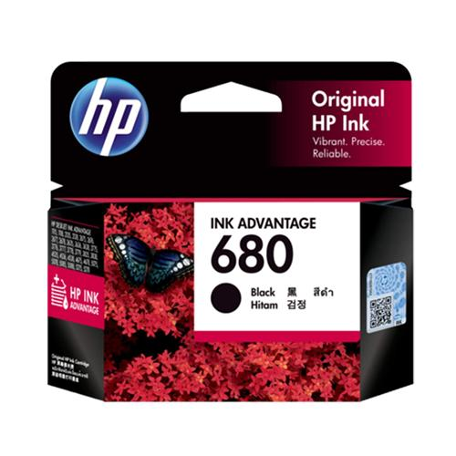 HP 680 F6V27AA Black Ink Cartridge dealers price chennai, hyderabad, telangana, tamilnadu, india
