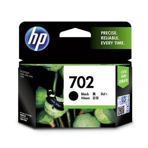 HP 702 CC660AA Black Original Ink Cartridge chennai, hyderabad, telangana, tamilnadu, india