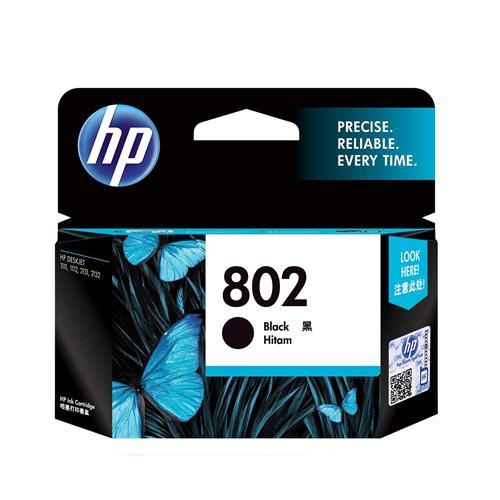 HP 802 CH561ZZ Small Black Ink Cartridge dealers price chennai, hyderabad, telangana, tamilnadu, india