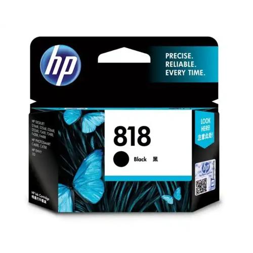 HP 818 CC640ZZ Black Original Ink Cartridge dealers price chennai, hyderabad, telangana, tamilnadu, india