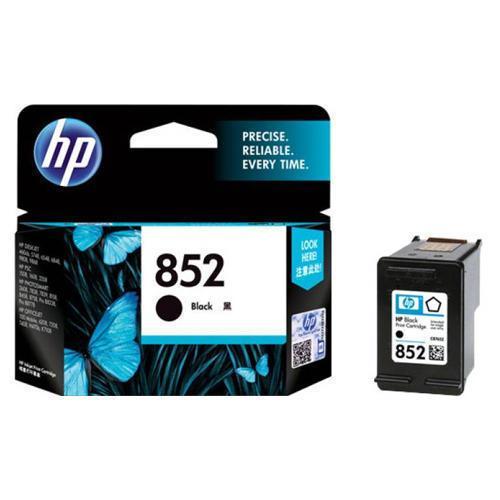 HP 852 C8765ZZ Black Ink Cartridge chennai, hyderabad, telangana, tamilnadu, india