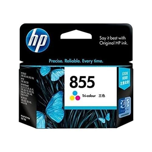 HP 855 C8766ZZ Tri color Original Ink Cartridge dealers price chennai, hyderabad, telangana, tamilnadu, india