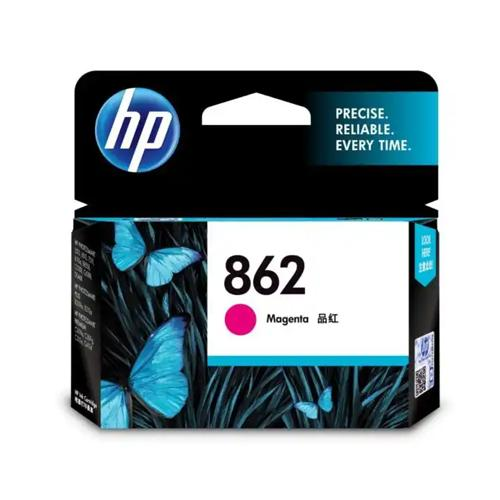HP 862 CB319ZZ Magenta Ink Cartridge dealers price chennai, hyderabad, telangana, tamilnadu, india