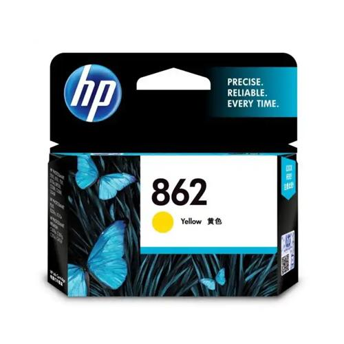 HP 862 CB320ZZ Yellow Ink Cartridge chennai, hyderabad, telangana, tamilnadu, india