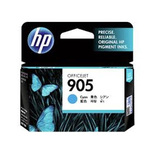 HP 905 T6L89AA Cyan Original Ink Cartridge dealers price chennai, hyderabad, telangana, tamilnadu, india