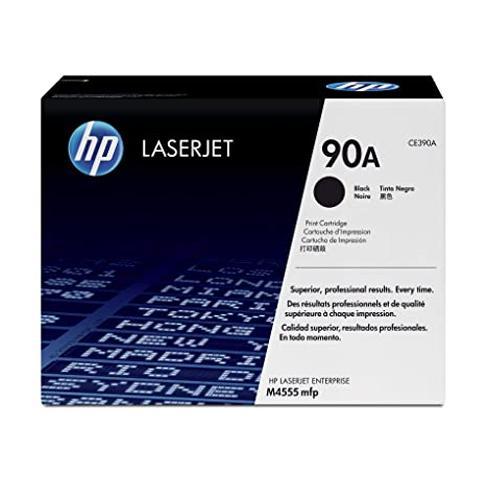 HP 90A CE390A Black LaserJet Toner Cartridge chennai, hyderabad, telangana, tamilnadu, india