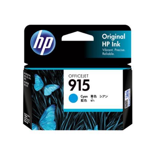 HP 915 3YM15AA Cyan original Ink Cartridge chennai, hyderabad, telangana, tamilnadu, india