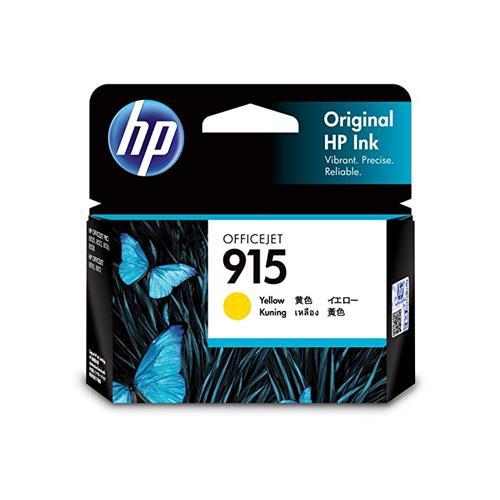 HP 915 3YM17AA Yellow original Ink Cartridge dealers price chennai, hyderabad, telangana, tamilnadu, india