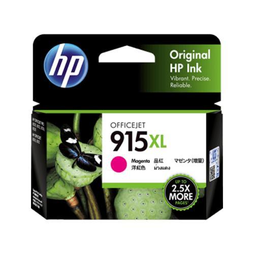 HP 915XL 3YM20AA High Yield Magenta original Ink Cartridge chennai, hyderabad, telangana, tamilnadu, india