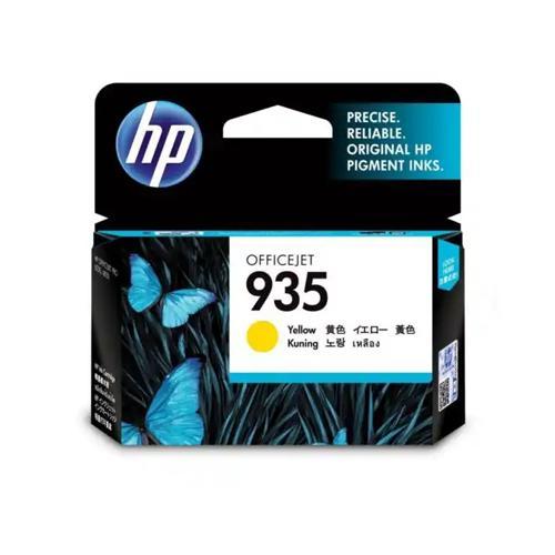 HP 935 C2P21AA yellow Ink Cartridge dealers price chennai, hyderabad, telangana, tamilnadu, india