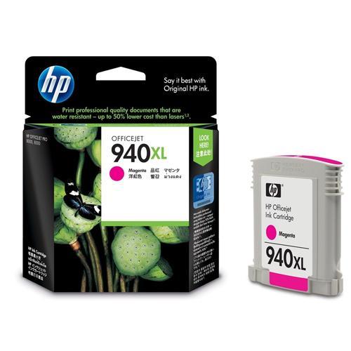 HP 940xl C4908AA High Yield Magenta Original Ink Cartridge chennai, hyderabad, telangana, tamilnadu, india