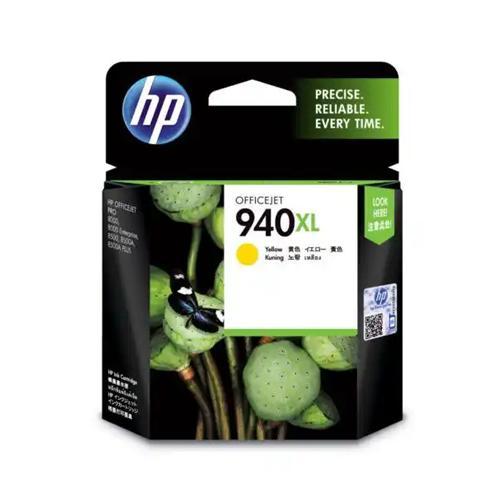 HP 940xl C4909AA High Yield Yellow Original Ink Cartridge dealers price chennai, hyderabad, telangana, tamilnadu, india