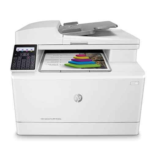 HP Color LaserJet Pro MFP m183fw Printer dealers price chennai, hyderabad, telangana, tamilnadu, india