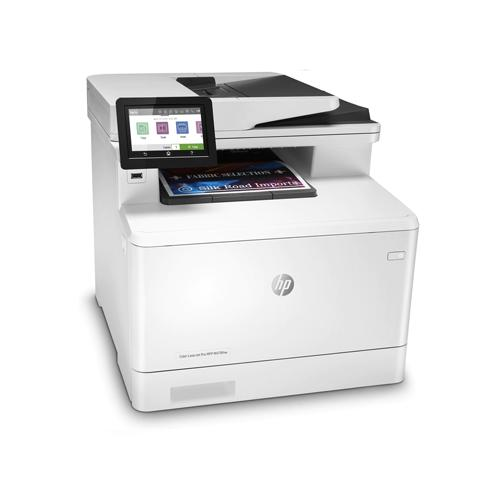HP Color LaserJet Pro MFP M479fdw W1A80A Printer dealers price chennai, hyderabad, telangana, tamilnadu, india