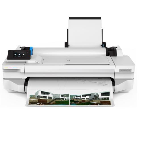 HP DesignJet T130 24in Plotter Printer chennai, hyderabad, telangana, tamilnadu, india