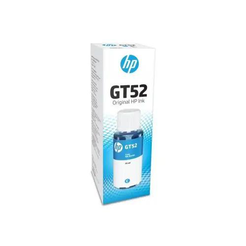 HP GT52 70ML M0H54AA Cyan Original Ink Bottle dealers price chennai, hyderabad, telangana, tamilnadu, india