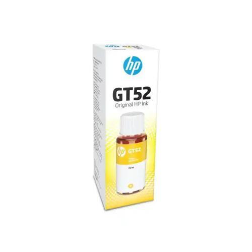 HP GT52 70ML M0H56AA Yellow Original Ink Bottle dealers price chennai, hyderabad, telangana, tamilnadu, india
