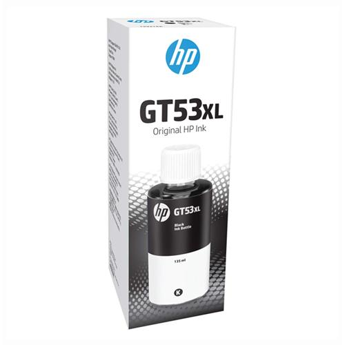 HP GT53XL135ml 1VV21AA Black Original Ink Bottle dealers price chennai, hyderabad, telangana, tamilnadu, india