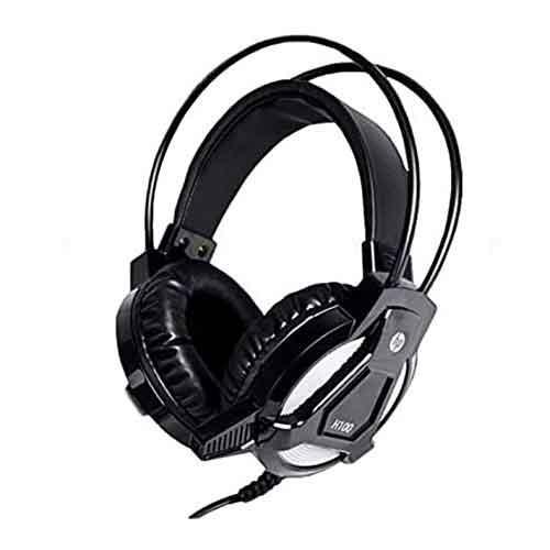 HP H100 3DR59PA Wired Gaming Headset dealers price chennai, hyderabad, telangana, tamilnadu, india