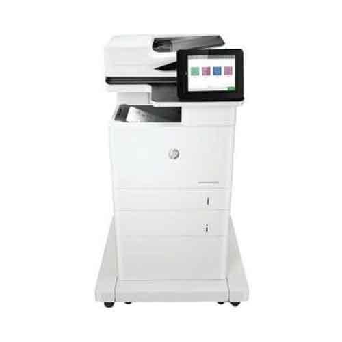 HP LaserJet Enterprise Flow MFP M632z Printer dealers price chennai, hyderabad, telangana, tamilnadu, india