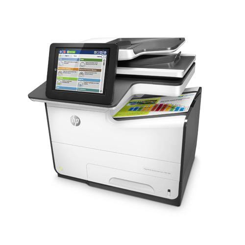HP PageWide Enterprise Color MFP 586dn Printer chennai, hyderabad, telangana, tamilnadu, india