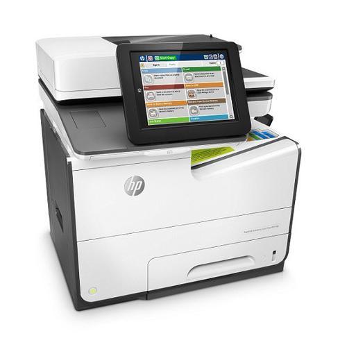 HP PageWide Enterprise Color MFP 586z Printer dealers chennai, hyderabad, telangana, andhra, tamilnadu, india