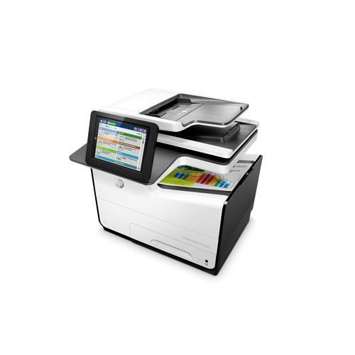 HP PageWide Mngd Clr MFP E58650dn Printer chennai, hyderabad, telangana, tamilnadu, india