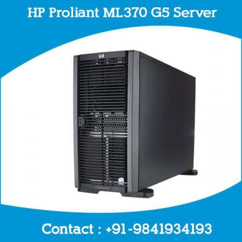 HP Proliant ML370 G5 Server chennai, hyderabad, telangana, tamilnadu, india