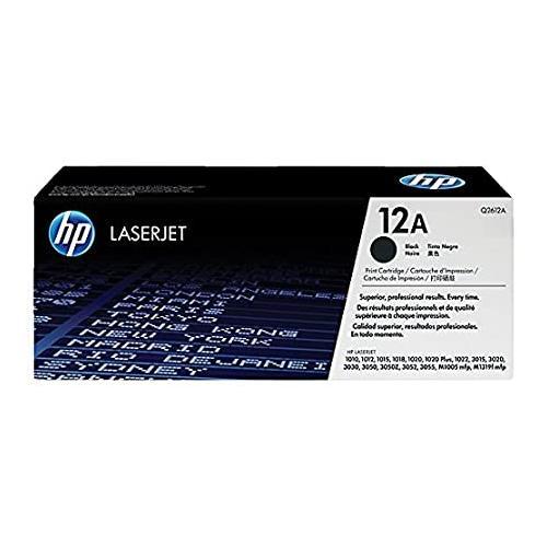 HP Q2612A Black LaserJet Toner Cartridge dealers price chennai, hyderabad, telangana, tamilnadu, india