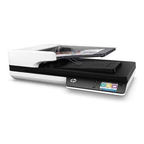 Hp SJ 4500 fn1 Flatbed Scanner dealers price chennai, hyderabad, telangana, tamilnadu, india