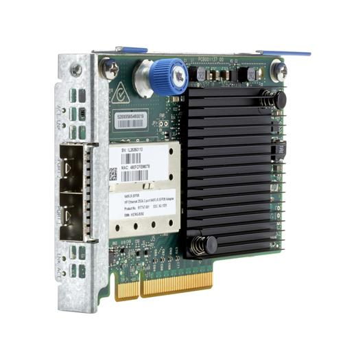 HPE Ethernet 10 25Gb 817749 B21 2 Port 640FLR SFP28 Adapter chennai, hyderabad, telangana, tamilnadu, india