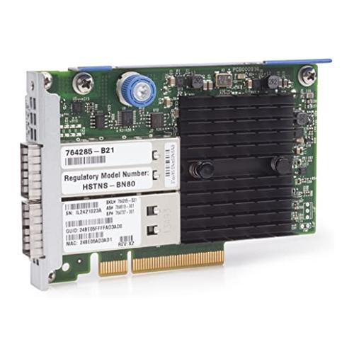 HPE InfiniBand FDR Ethernet 10Gb 40Gb 2 port 544 FLR QSFP Adapter chennai, hyderabad, telangana, tamilnadu, india