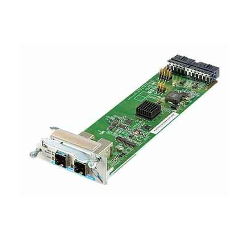 HPE J9733 61001 2 Port 48 Gigabit Stacking Module dealers price chennai, hyderabad, telangana, tamilnadu, india