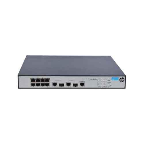 HPE OfficeConnect JG537A 1910 8 Switch dealers price chennai, hyderabad, telangana, tamilnadu, india