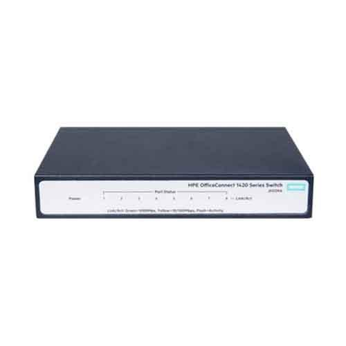 HPE OfficeConnect JH329A 1420 8G Switch dealers price chennai, hyderabad, telangana, tamilnadu, india